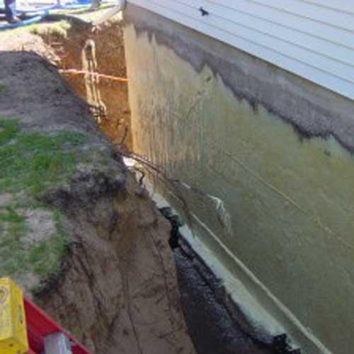 waterproofing contractors wi waterproofing basement raiserite