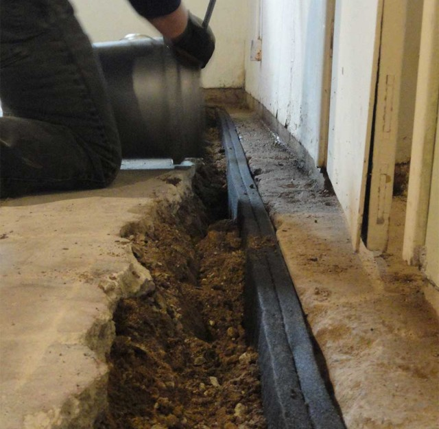 Permanent Fixes For Damp Basements: Waterproofing Companies WI - Wet Basement Solutions