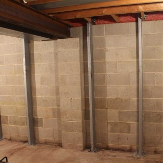 Foundation repair methods foundation specialists wi for Types of basement walls