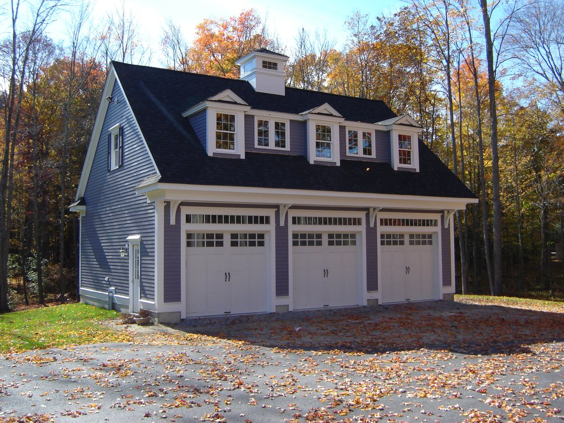 Attached and detached garage floors raiserite for Detached garage cost estimator