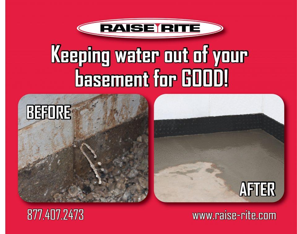 Top Waterproofing Company Northeast Wi Wet Basement